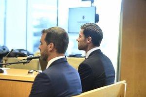Xabi Alonso defensa la seva innocència: «Donava per fet que complia les obligacions tributàries»