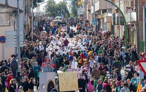 Carnaval en Parets del Vallès.