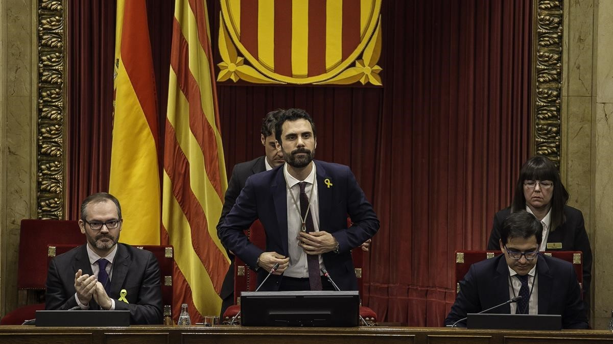zentauroepp41641524 barcelona 17 01 2018 roger torrent elegido nuevo presiden180129120450