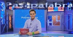 Christian Gálvez, en 'Pasapalabra'.