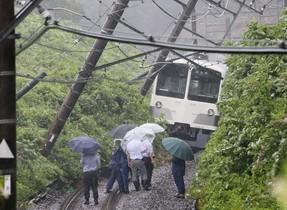 El tifó 'Mindulle' arriba a Hokkaido després de deixar a prop de Tòquio una morta i 60 ferits