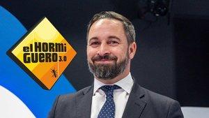 Santiago Abascal acepta la invitación de Pablo Motos y visitará 'El Hormiguero'