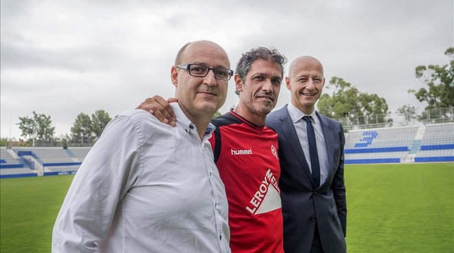 La CE Sabadell arriba a un acord amb un grup de sis inversors que s'incorporaran al seu accionariat
