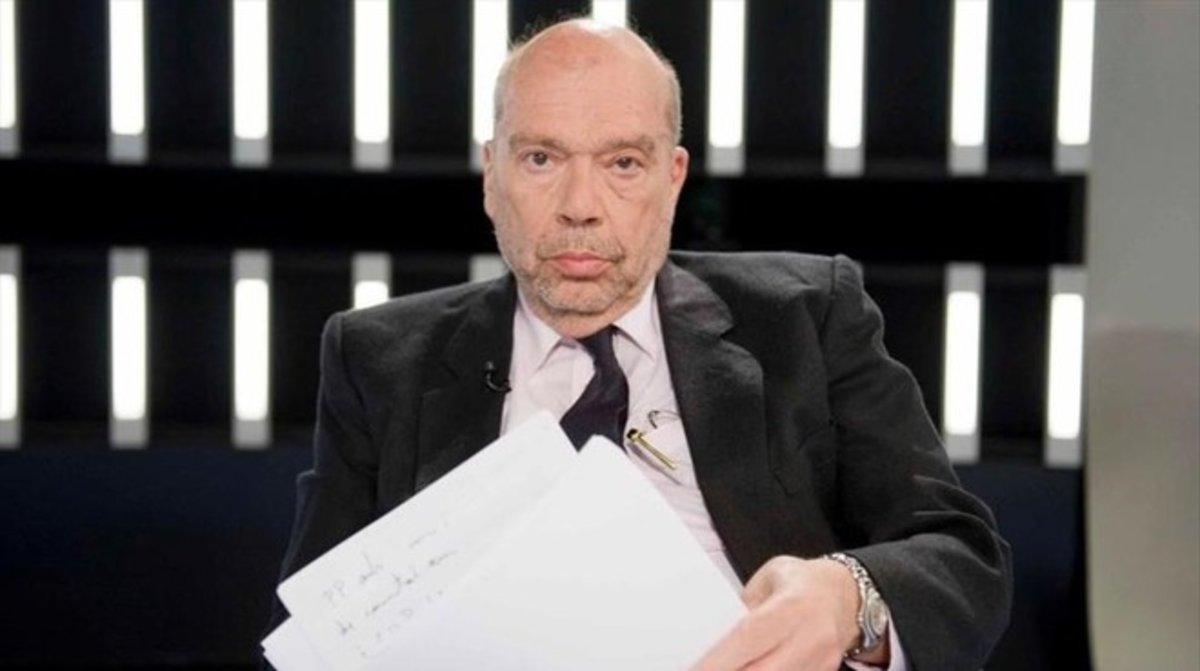 Alfons Quintà, primer director de TV3.