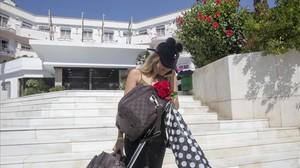 Hotel Marina Sand, uno de los sancionados.