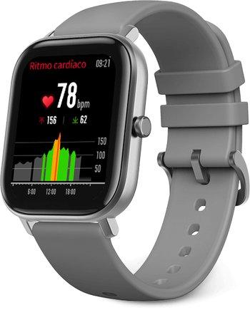 Rellotge intel·ligent Amazfit GTS, amb una bateria prodigiosa
