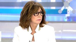 "Ana Rosa, tras la dimisión de Albert Rivera: ""Me da pena que un político acabe así"""