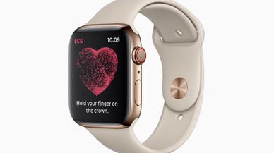 Así es el Watch Series 4 de Apple
