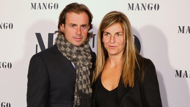 Arantxa Sánchez Vicario y Josep Santacana ya están divorciados
