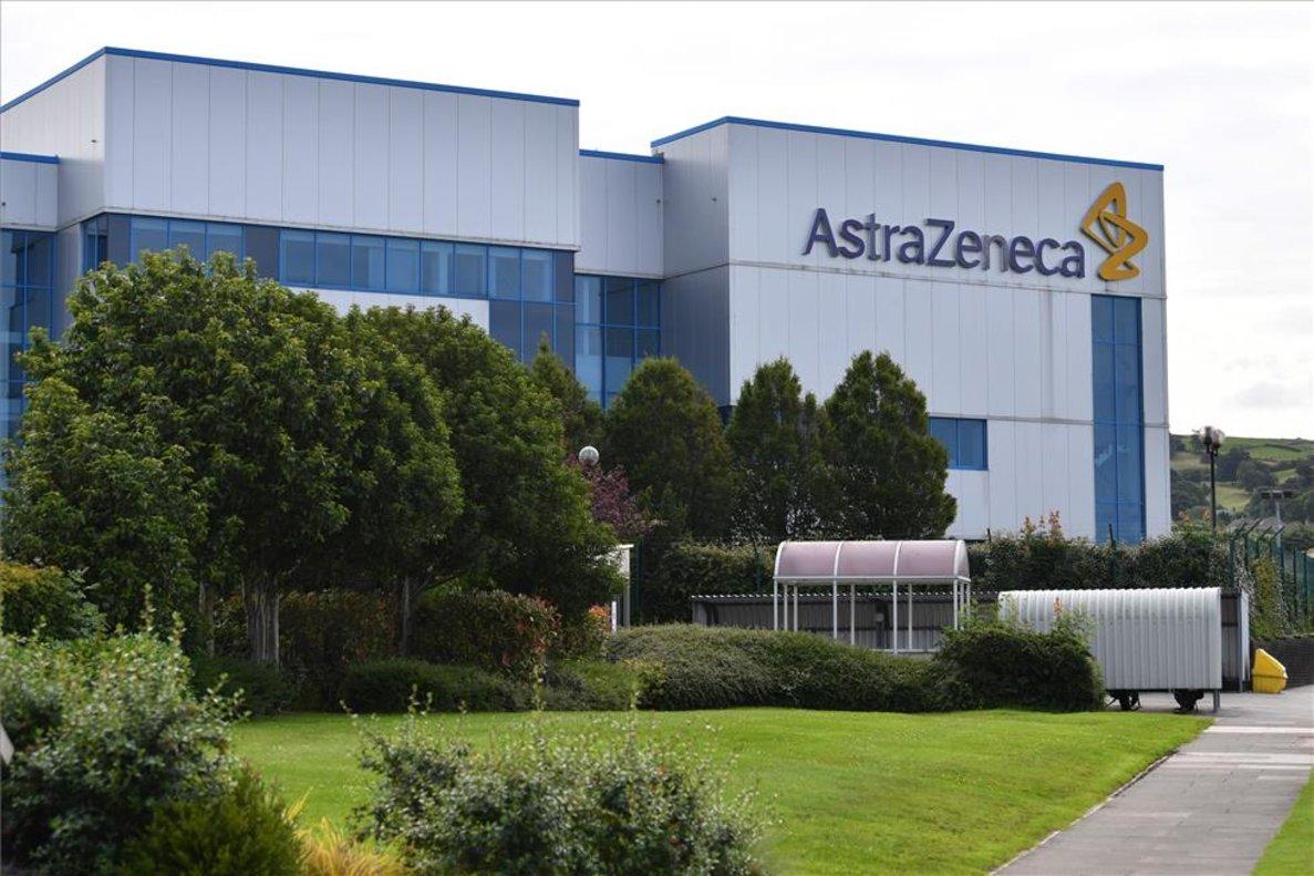 Instalaciones del laboratorio AstraZeneca.