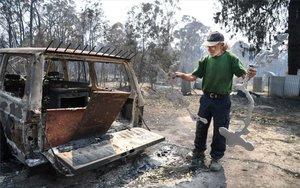 Estat d'emergència a la costa est d'Austràlia pels incendis forestals