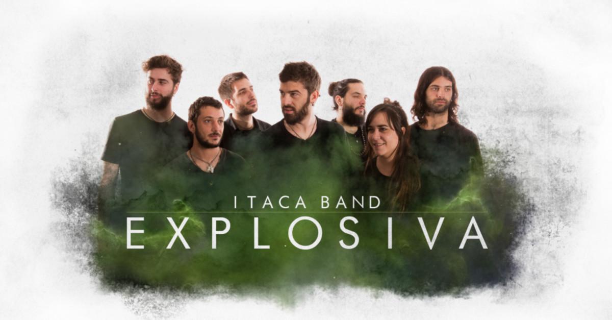 El grupo Itaca Band en una imagen promocional.
