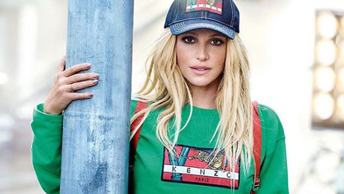 Britney Spears, nueva chica Kenzo.