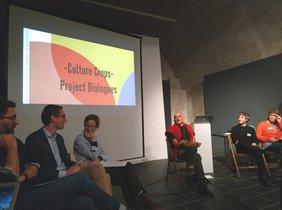 El Can Castells Centre d'Art de Sant Boi, seleccionado entre 360 proyectos para un programa europeo de arte comunitario.