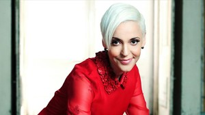 La cantante portuguesaMariza, que presenta disco en Porta Ferrada.