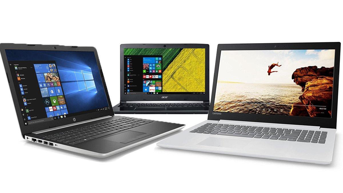 Los 7 mejores ordenadores portátiles por relación calidad-precio