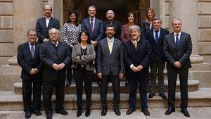 El Consejo de Expertos de la Cambra de Barcelona.