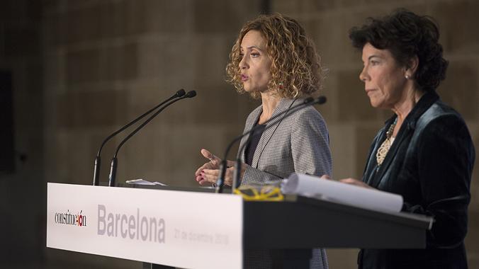 El Gobierno bautiza el aeropuerto del Prat como 'Josep Tarradellas, y rechaza la condena a muerte de Companys.