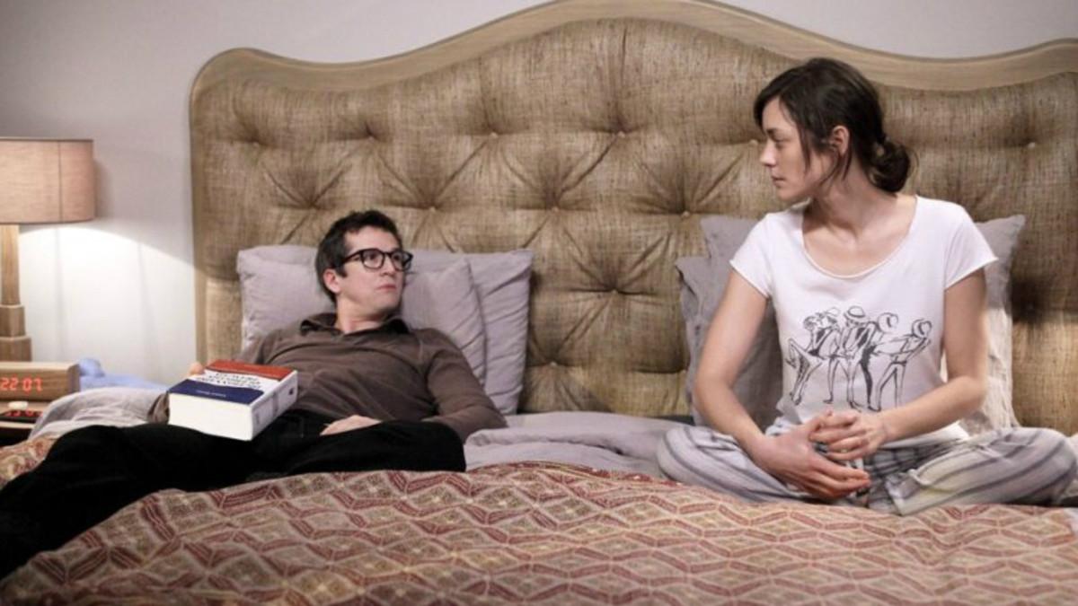 Guillaume Canet y Marion Cotillard, en una imagen de la película.