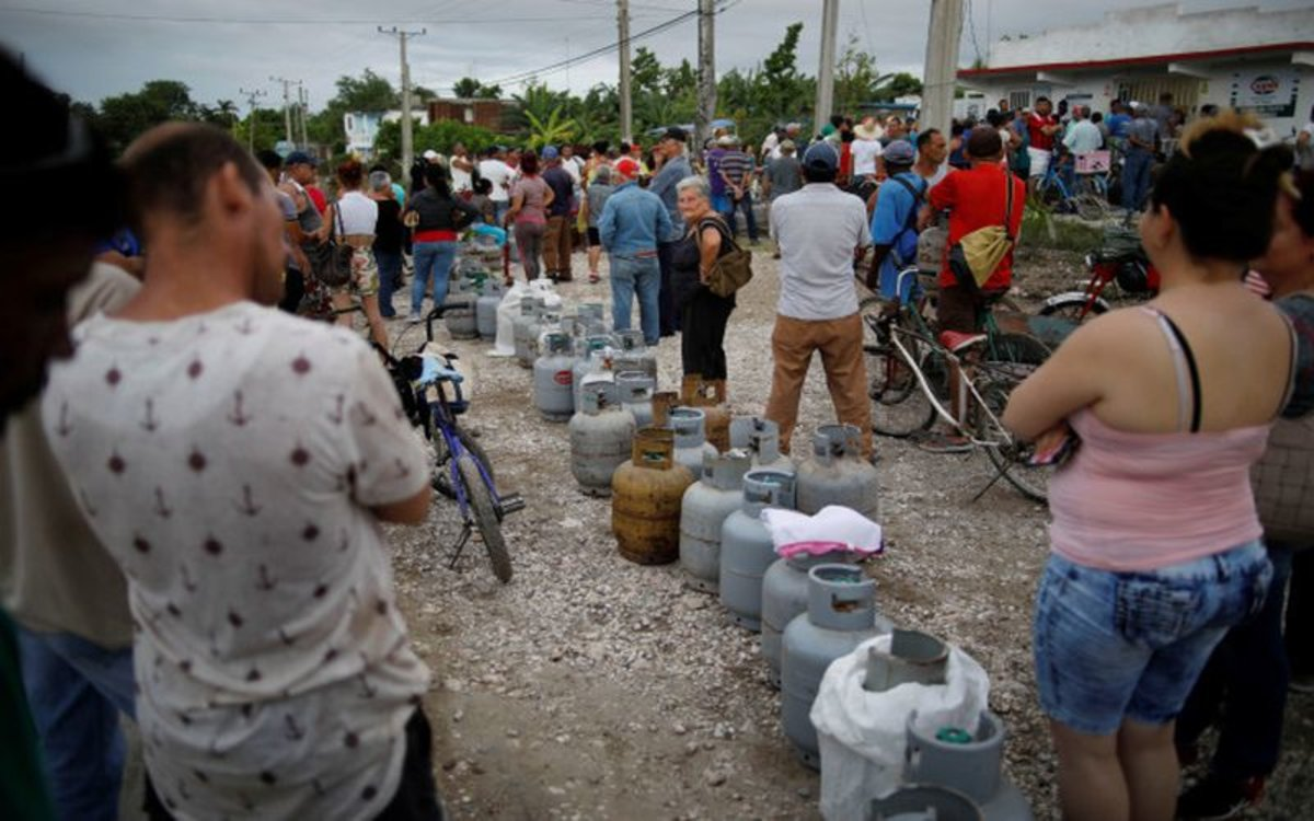 Informan sobre afectaciones en la venta de gas licuado