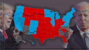 Las elecciones de EEUU que tumbaron a Trump, en gráficos