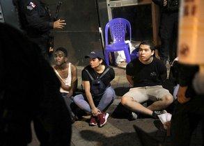 La mayoría de los detenidos son estudiantes y activistas de la comunidad LGBTI.