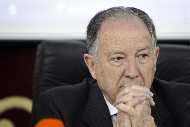 Félix Sanz Roldán, director del Centro Nacional de Inteligencia (CNI).