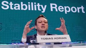 El director del Departamento de Asuntos Monetario del Fondo, Tobías Adrián.