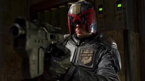 Karl Urban protagoniza la película Dredd.