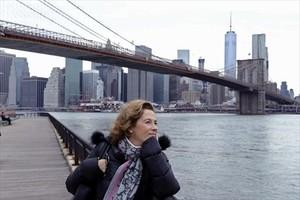 Escenario de novela 8 Julia Navarro en Nueva York, donde ha presentado y donde está ambientado su nuevo libro, Historia de un canalla.