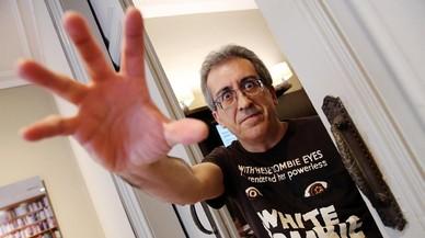 """David Roas: """"Los zombis explican muy bien lo que somos"""""""