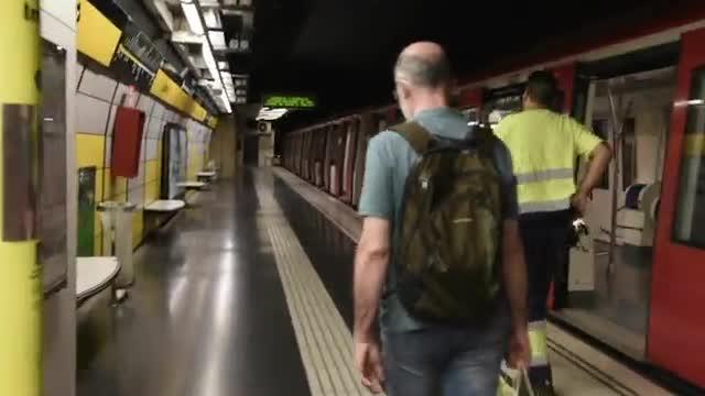 L'estació fantasma de Barcelona s'esvaeix