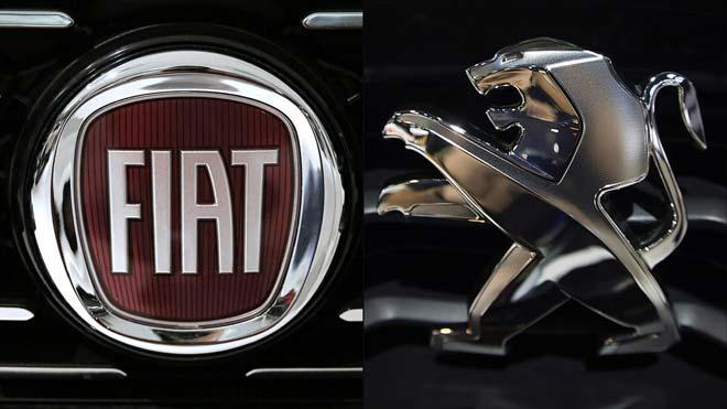 Fiat Chrysler y Peugeot-Citroën aprueban su acuerdo de fusión. En el vídeo, el momento de la firma por parte de directivos de ambos grupos.