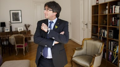 Diez diputados para embridar a Puigdemont