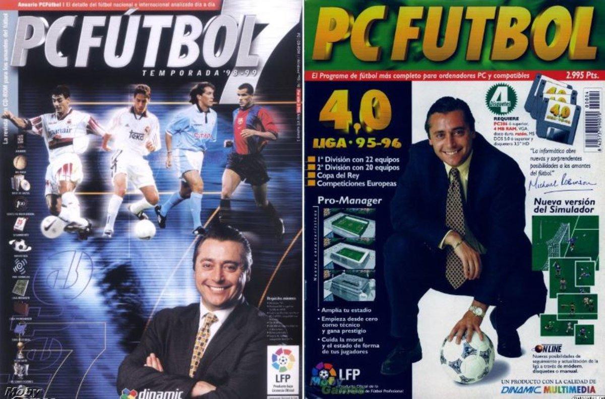 Cómo el PC Fútbol pasó de ser un juego de éxito a llevar a la bancarrota a su empresa