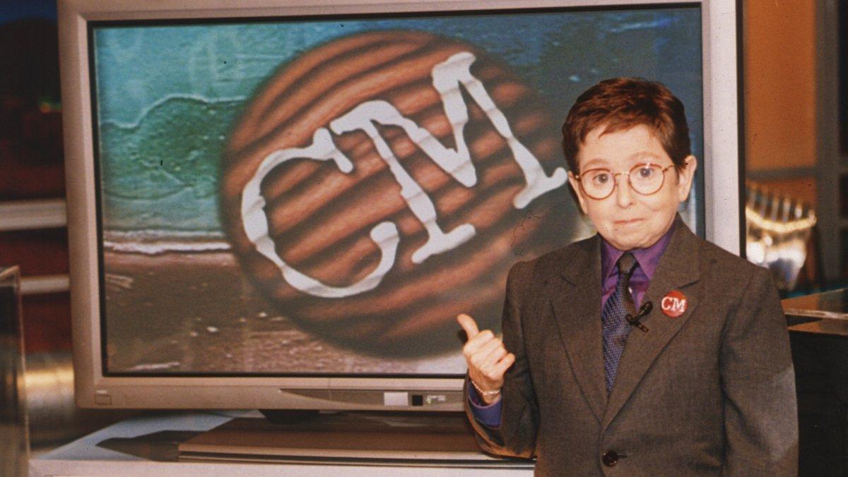 Martí Galindo, en su etapa en el programa Crónicas Marcianas.