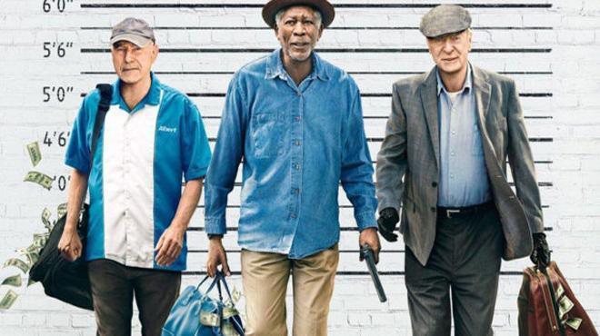 Trailer oficial en español de la película 'Un golpe con estilo'