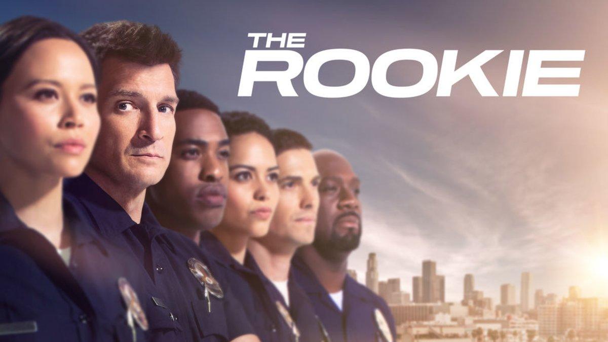 Imagen promocional de 'The Rookie'.