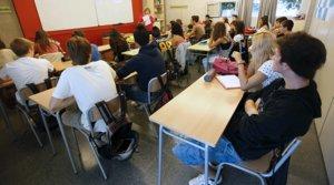 """""""S'està convertint en un tabú parlar de la realitat del què passa en els instituts"""""""