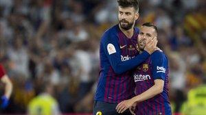 Alba: «Ara sembla que guanyar la Lliga és una temporada perduda»