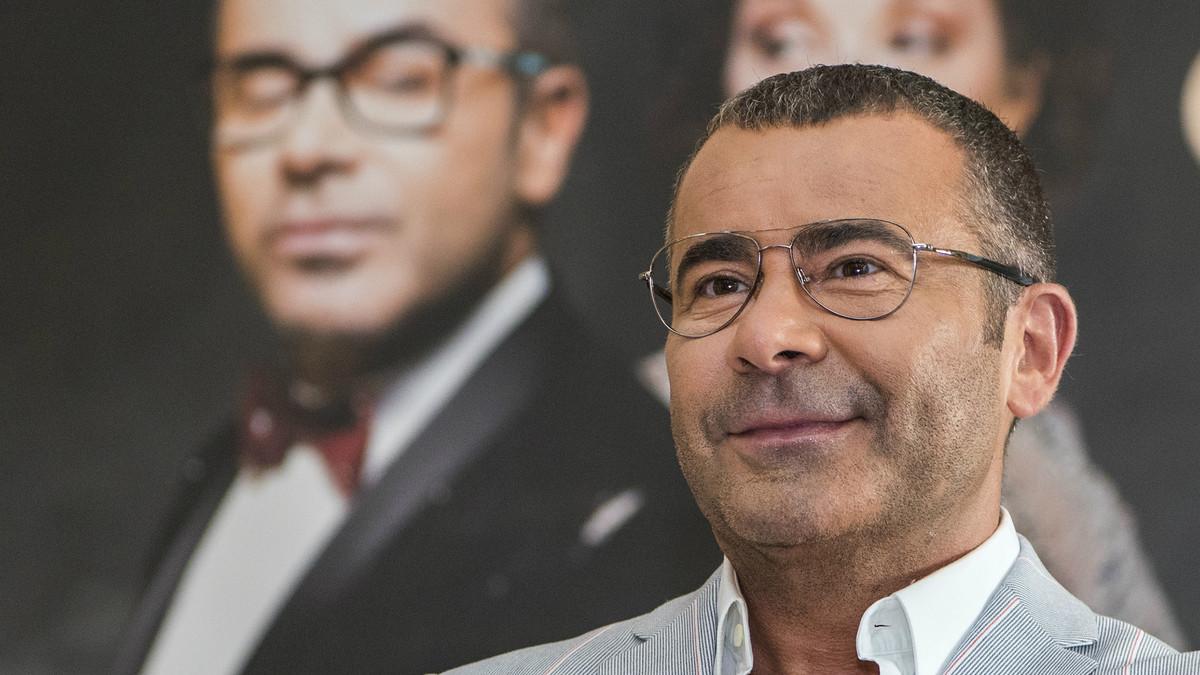 Jorge Javier Vázquez en la presentación de la comedia musical Grandes éxitos.