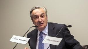 Jose Maria Marín Quemada, presidente de la Comisión Nacional de los Mercados y la Competencia (CNMC), en una imagen de archivo.