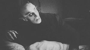 El'Nosferatu' de Murnau, en la película de 1922.