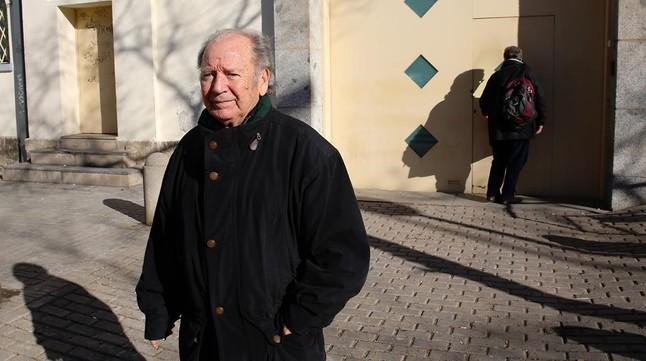 Josep Lluis Núñez, en diciembre del 2014, se registra en el centro penitenciario de régimen abierto de la Trinitat.