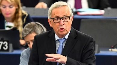 """Juncker: """"Es un mal día para el comercio mundial"""""""