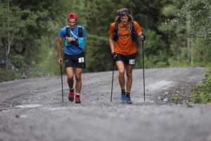 Kilian Jornet guanya el Hardrock malgrat córrer 140 quilòmetres amb l'espatlla dislocada