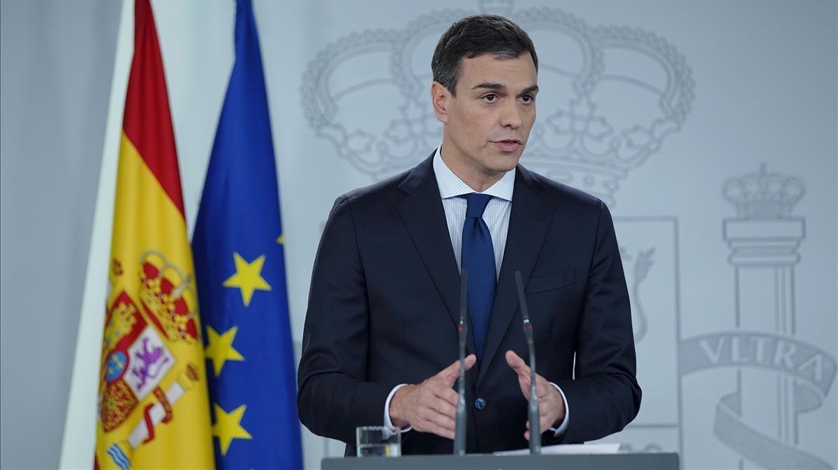 El 'Govern de les millors' de Sánchez