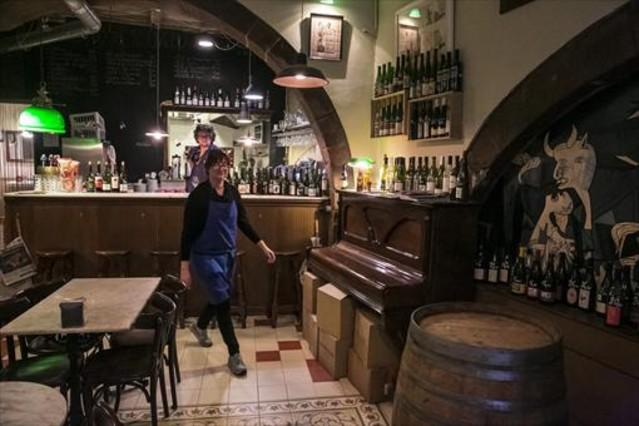 LÀnima del Vi, meca de vins naturals.