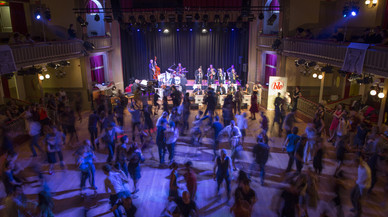 Barcelona se convierte esta semana en la capital mundial del swing