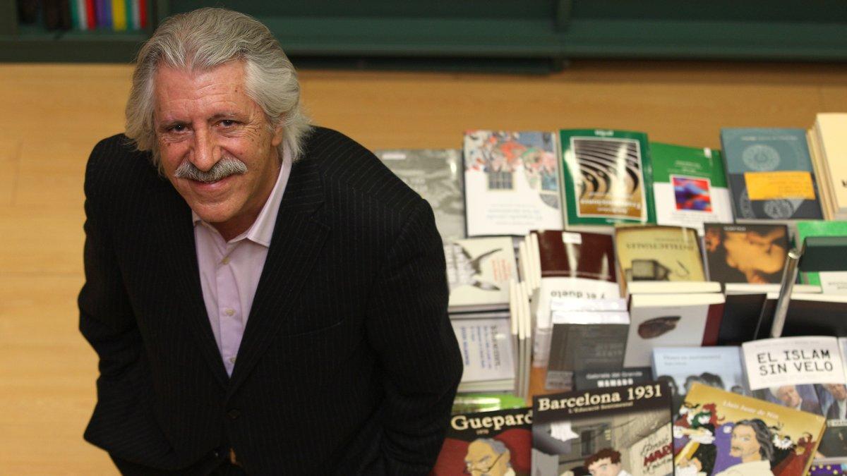 Lluís Juste de Nin, en el 2009